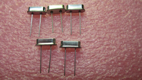 QRP Ham Radio Crystals HC49/S Pick 5
