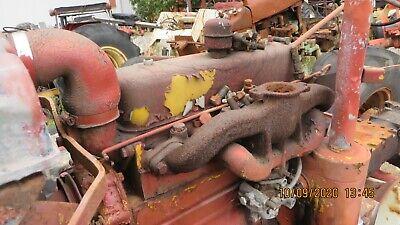 International Farmall 100130 140 Tractor Air Cleaner