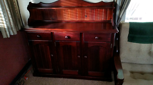 Solid timber sideboard Toowoomba Toowoomba City Preview