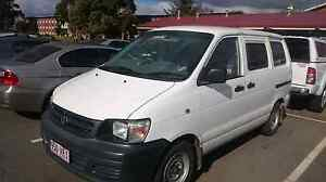 2000 Toyota Townace SBV Van 4 Seater Forest Hill Wagga Wagga City Preview