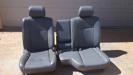Landcruiser 100 Series Front Seats Ormiston Redland Area Preview