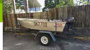 3.5m Boat Tinny Greenslopes Brisbane South West Preview