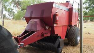 Hay Baler Wonthella Geraldton City Preview