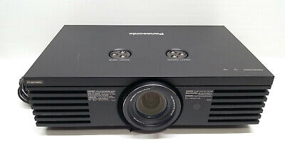 Panasonic PT-AE1000U 1080P HDMI High Definition Projector Tested and Working