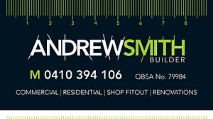 Andrew Smith Builder / Carpenter Palm Beach Gold Coast South Preview