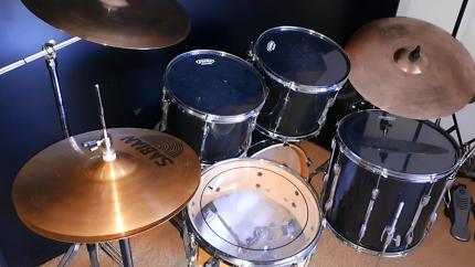 premier drum kits percussion drums gumtree australia free local classifieds. Black Bedroom Furniture Sets. Home Design Ideas