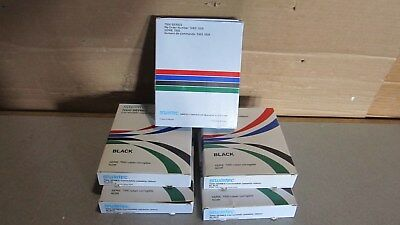 Lot Of 5 Oem Swintec 7000 Series Black Correctable Typewriter Ribbon Sws 1009