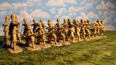 (Armies in Plastic Boxer Rebellion (China-1900) Indian Army 1/32 Scale 54mm)