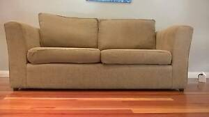 Comfortable 2-Seater Couch in Great Condition Sydenham Marrickville Area Preview