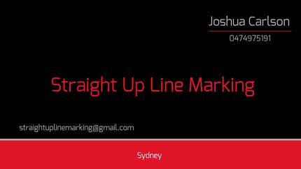Line marking sydney