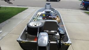 14 foot fishing boat for sale