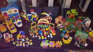 Fisher Price Little People - many sets Warrnambool Warrnambool City Preview