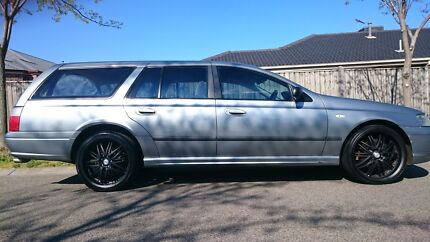 Ford BA wagon  Craigieburn Hume Area Preview