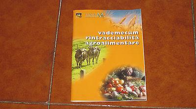 VADEMECUM RINTRACCIABILITà AGROALIMENTARE ED. VENETO AGRICOLTURA 2004