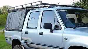 Ln106 toyota hilux canopy and roofrack Caboolture Caboolture Area Preview