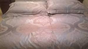 Sheridan Queen Doona Cover & 2 Pillowcases Grasmere Camden Area Preview