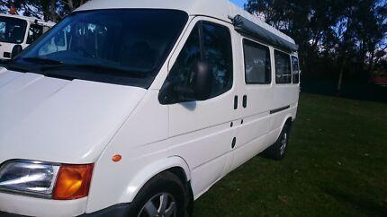 Ford Transit Campervan, motorhome Summerhill Launceston Area Preview