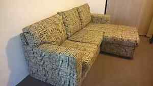 3 Seater Chaise Lounge. Delivery can be arranged Baldivis Rockingham Area Preview