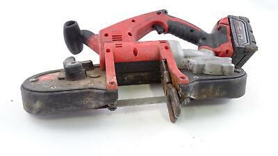 Milwaukee 2629-20 M18 18V Portable Band Saw