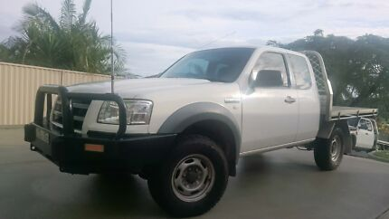 2008 Ford Ranger spacecab 4x4 bargain  Banora Point Tweed Heads Area Preview