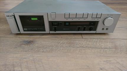 AKAI CS-F210 Stereo Casette Deck