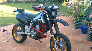 2004 Drz400e sm swaps for gsx650f or xvs650 or cb400 Barrack Point Shellharbour Area Preview