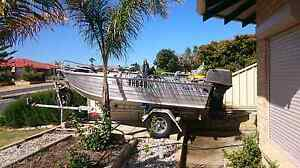 4.2m quintrex centre console  *price reduced* dory Merriwa Wanneroo Area Preview