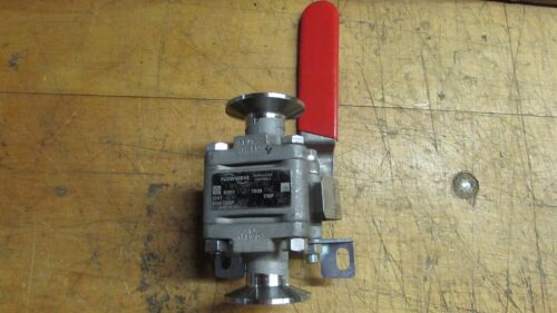 Flowserve Triclover Ball Valve- Stainless KO7, Used