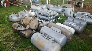 LPG GAS CAR TANKS $40-$80 Please read description for prices on tanks.