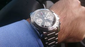 TUDOR CHRONOGRAPH Clayfield Brisbane North East Preview