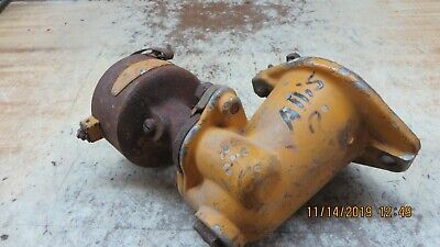 Ac Allis Chalmers Tractor Distributor And Housing