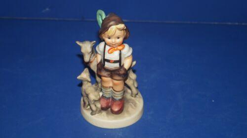 "HUMMEL GOEBEL "" LITTLE GOAT HERDER  "" TMK-4 Figurine # 200/0 Made in W. Germany"