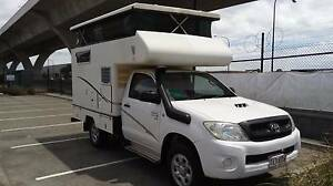 2010 Toyota 4x4 Talvor Campervan Regency Park Port Adelaide Area Preview