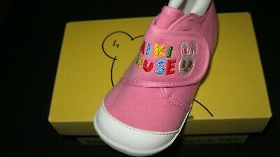 MIKI HOUSE BABY & TODDLER SHOE13.5CM(US 7)- ALL BRAND NEW & GREAT -JUST REDUCED