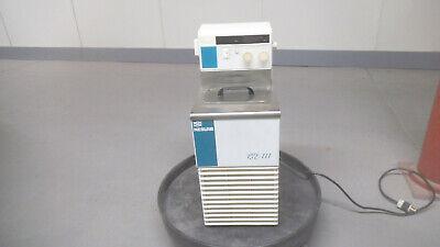 Neslab Rte-111 Recirculating Chiller Heater 220 Volts 50 Hz