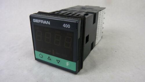 Gefran 400-RR-1 400RR1 F000042 100 - 240V  Tempraturregler