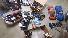 Lot of RC car gear - wheels, charger, lipo, brushless Minyama Maroochydore Area Preview