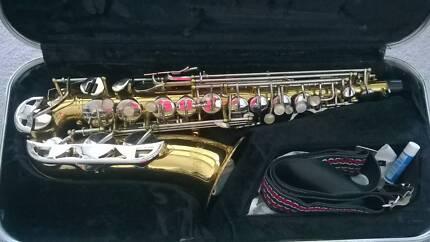 Conn Alto Saxophone Brisbane City Brisbane North West Preview