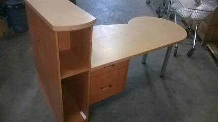 office desk solid build Hornsby Hornsby Area Preview
