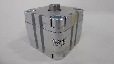 Festo 156550 Pneumatic Cylinder Advu-50-10-p-a