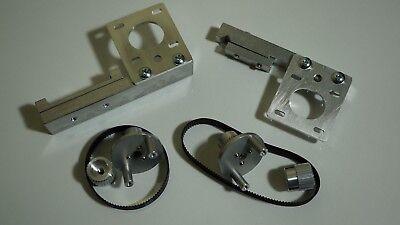 Unimat 34 Lathe Cnc Conversion Kit Option 1