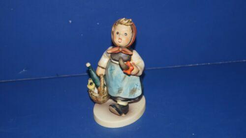 "1982 HUMMEL GOEBEL "" VISITING AN INVALID "" TMK6 Figurine # 382 - W. Germany"