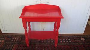 Antique Wash Stand Bed Side Table c.1910s Darling Point Eastern Suburbs Preview