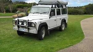 1999 Land Rover Defender Wagon Rye Mornington Peninsula Preview