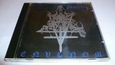 Sabbat - Envenom (CD 2004)