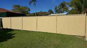 10 rails 15 sheets= 5 panels Colourbond Acacia Ridge Brisbane South West Preview