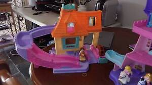 Little people princess horse castles Maryland Newcastle Area Preview