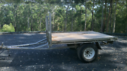 6x8 Trailer Tallwoods Village Greater Taree Area Preview