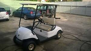 YAMAHA GOLF CART - NEW BATTERIES, TYRES, SEAT COVER AND CHARGER Boondall Brisbane North East Preview