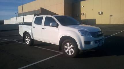 2014 Isuzu D-Max Ute Moonah Glenorchy Area Preview